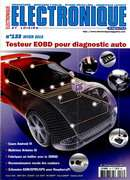 ELECTRONIQUE et Loisirs magazine num�ro 133 D�c. 2015