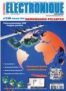 ELECTRONIQUE et Loisirs magazine num�ro 136 Sept. 2016
