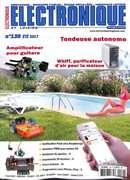 ELECTRONIQUE et Loisirs magazine numéro 139 Juin 2017