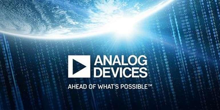 Analog Devices, lauréat du prix de l'innovation 2017 de l'IEEE