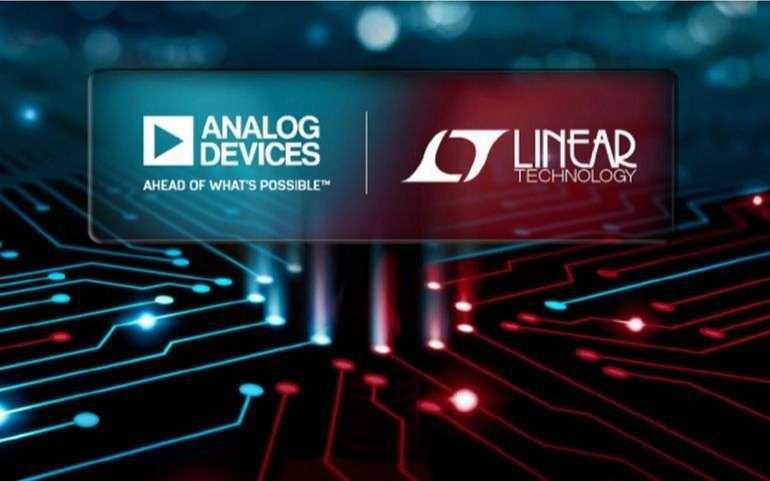 Analog Devices finalise l'acquisition de Linear Technology