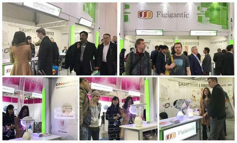 Les entreprises chinoises au CeBIT 2017 : la surprise de la gamme Black Technology de Figigantic
